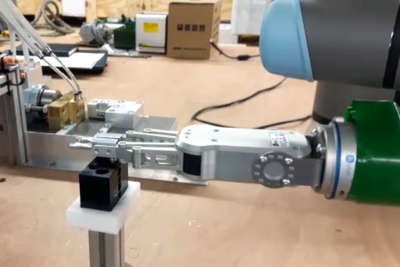 cobots in the assembling industry